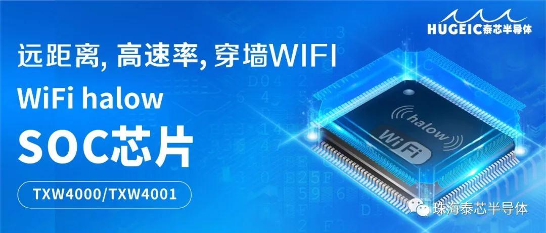 【新品发布】泰芯TXW8301打造新一代8路无线监控NVR套装解决方案