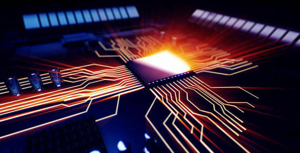 英特尔与台积电、三星洽谈将部分芯片生产外包