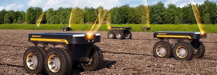 全球农业机器人和无人机市场正在快速增长