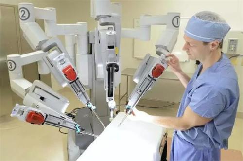 中国医疗机器人市场普及率较低,行业投融资超3亿元