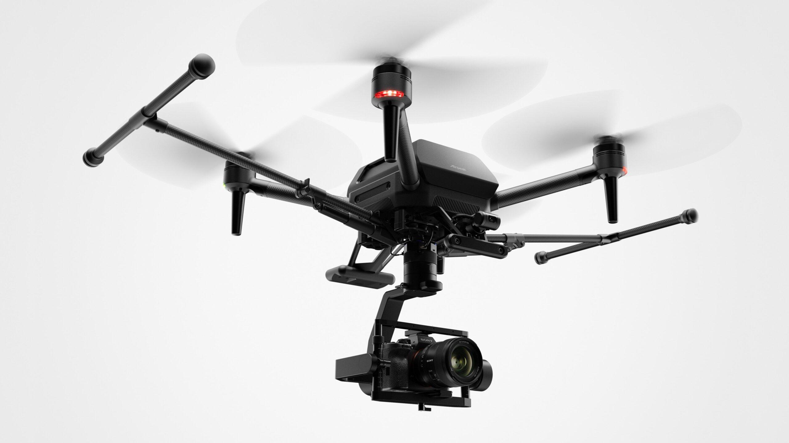索尼推出首款无人机航拍设备――Airpeak,正式进军无人机领域