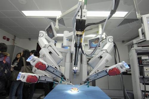 腔镜手术机器人研发商术锐完成近3亿元B轮融资