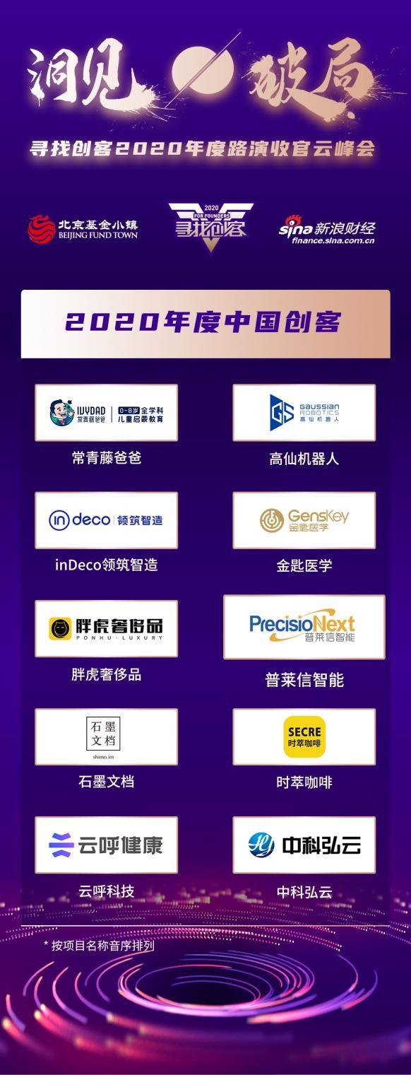 """寻找创客:普莱信智能荣登""""2020年度中国创客10强""""榜单"""