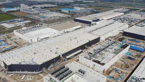 机构预计特斯拉上海超级工厂今年有望生产52.3万辆电动汽车