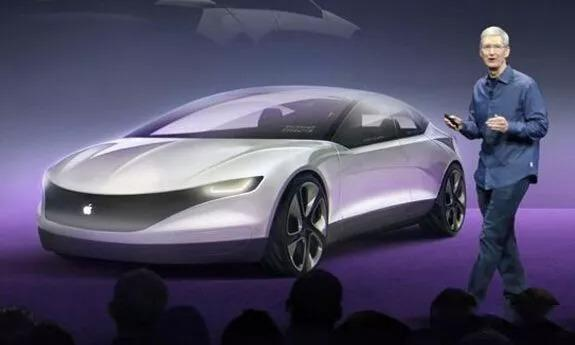 现代汽车与苹果合作,有望2024年生产自动驾驶汽车