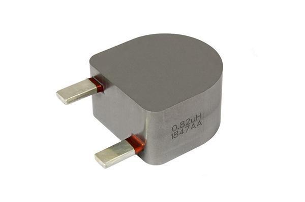 Vishay推出小型1500外形尺寸新型通孔电感器,饱和电流达420 A