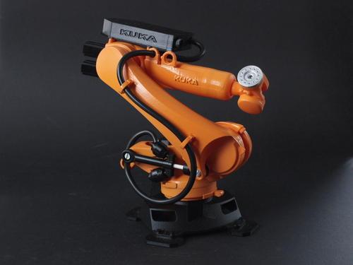中国连续七年成为全球工业机器人第一大市场,但密度仅是制造强国一半