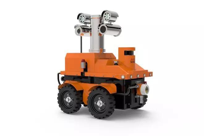 2021年,巡检机器人三大应用还将迎来爆发!