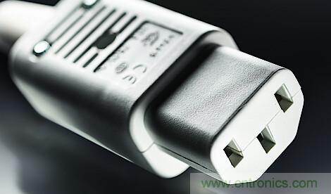 SCHURTER扩展了10A的可重连IEC连接器产品组合