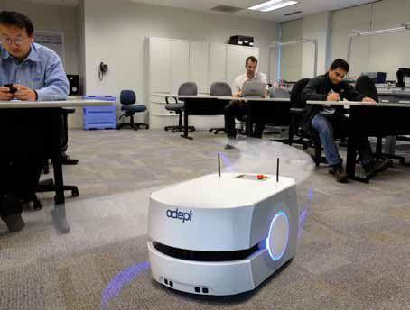 从五大维度纵览2020移动机器人行业动向