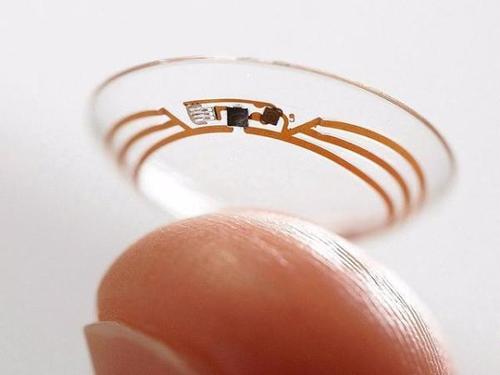 科学家研发出可直接接触体液的新型隐形眼镜传感器