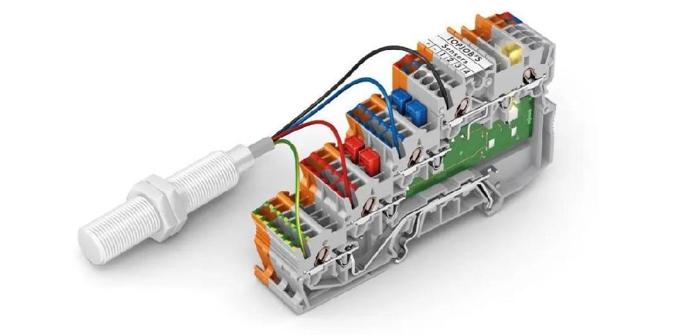 无限扩展 | 万可TOPJOB®S系列传感器/执行器专用接线端子