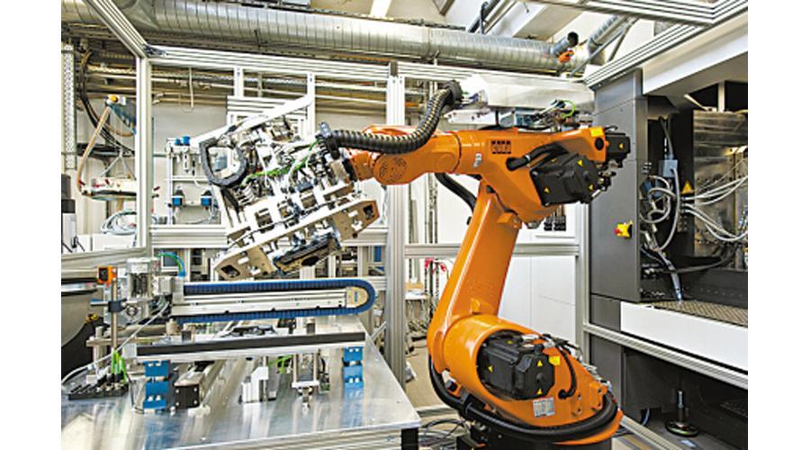 工业机器人为什么要分本体厂商和系统集成商