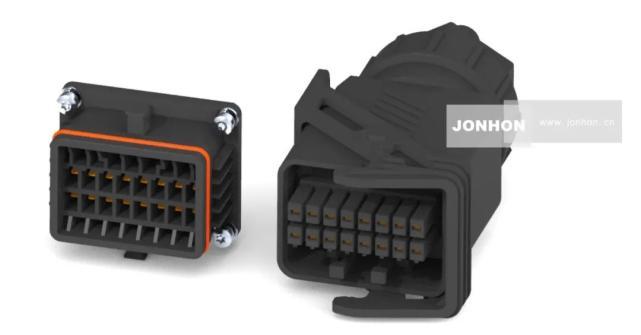新品发布丨中航光电光伏矩形防水连接器,助力信号快速传输!
