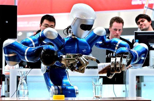 国产机器人已实现80%零部件自我供应