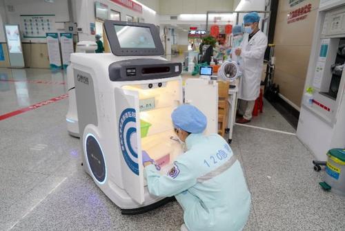 首发丨募资高达1.2亿元,诺亚医院物流机器人完成B轮融资