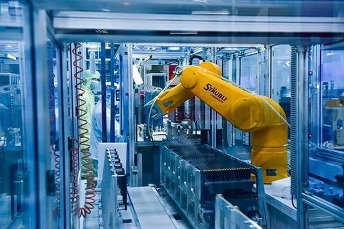 从汽车焊装到一般工业的智能制造逻辑