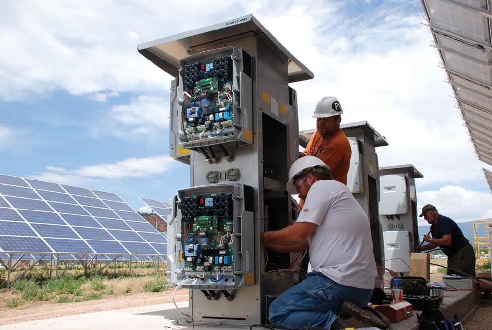 2020清洁能源建设创记录   多家磁企获增量再挹注