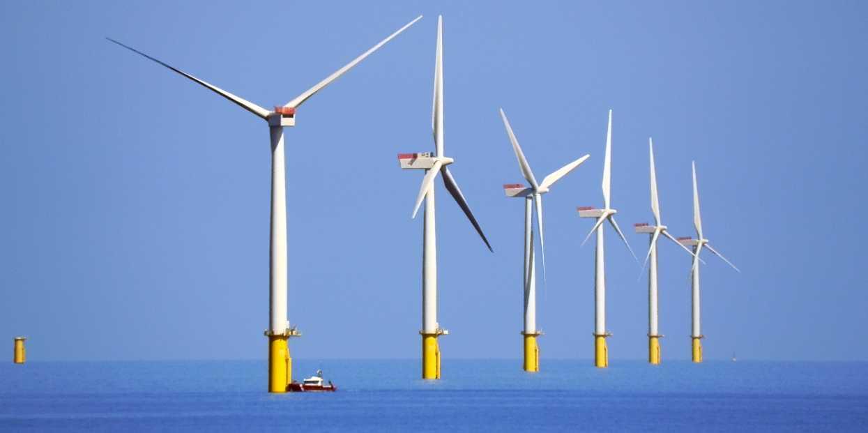 海上风电抢建潮  磁性元器件可加注但切忌梭哈