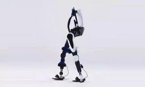 迈步机器人完成A+轮融资,加速康复产业布局