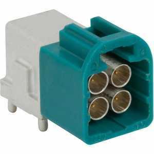 Amphenol RF推出新连接器系列 可用于自动驾驶、ADAS等
