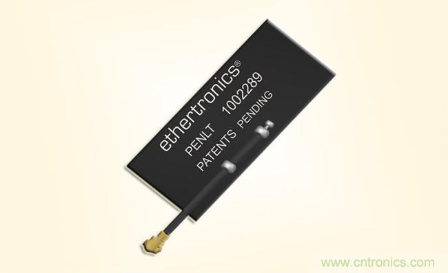 儒卓力提供AVX Ethertronics嵌入式LTE 蜂窝宽带FPC天线