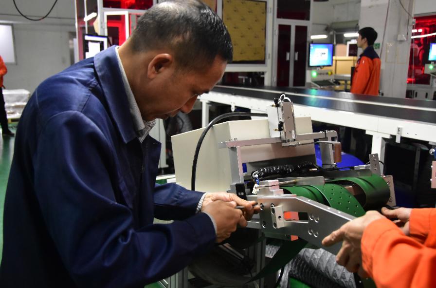 磁性元件厂新增自动化加大技能型人才需求