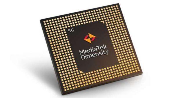 采用联发科6纳米芯片!科技潮牌真我推出新款5G智能手机