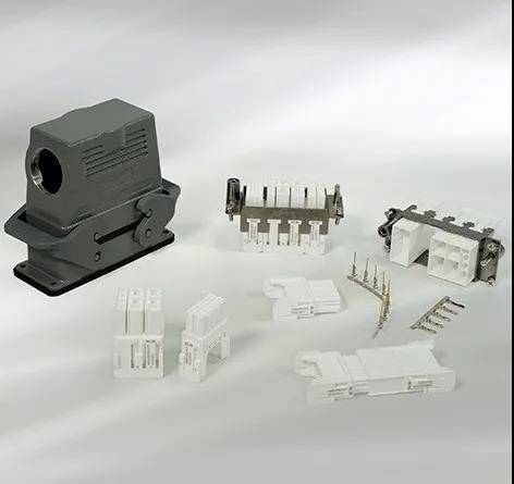 新品上市 | 高密度、高稳定性HDC Dynamic连接器助力工业机械