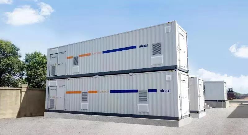 道达尔收购2.2GW光伏+储能项目,2023年-2024年并网