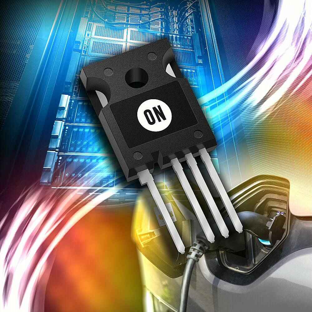 安森美半导体发布新的650 V碳化硅 (SiC) MOSFET