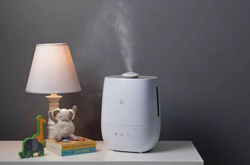 加湿器布局企业更多,产品更注重健康舒适