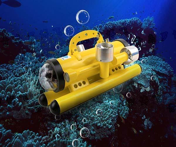 水面救援机器人:救援更及时