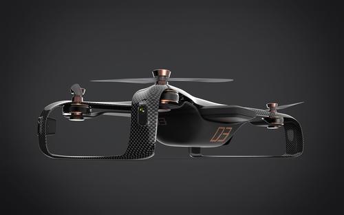 大疆时隔多年再开新品牌,这是要进军竞技无人机市场吗?