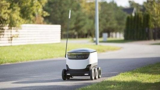 传优步(UBER.US)将分拆旗下机器人配送部门以实现盈利目标