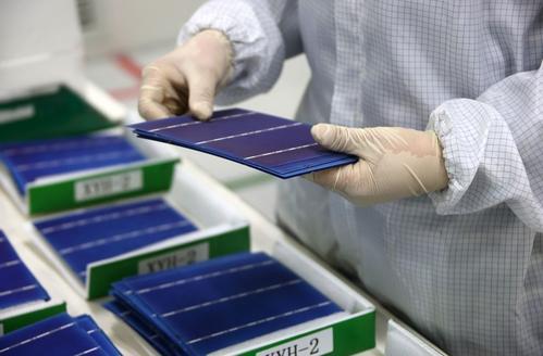 扩产继续!晶澳与启东市签20GW电池、组件及配套项目