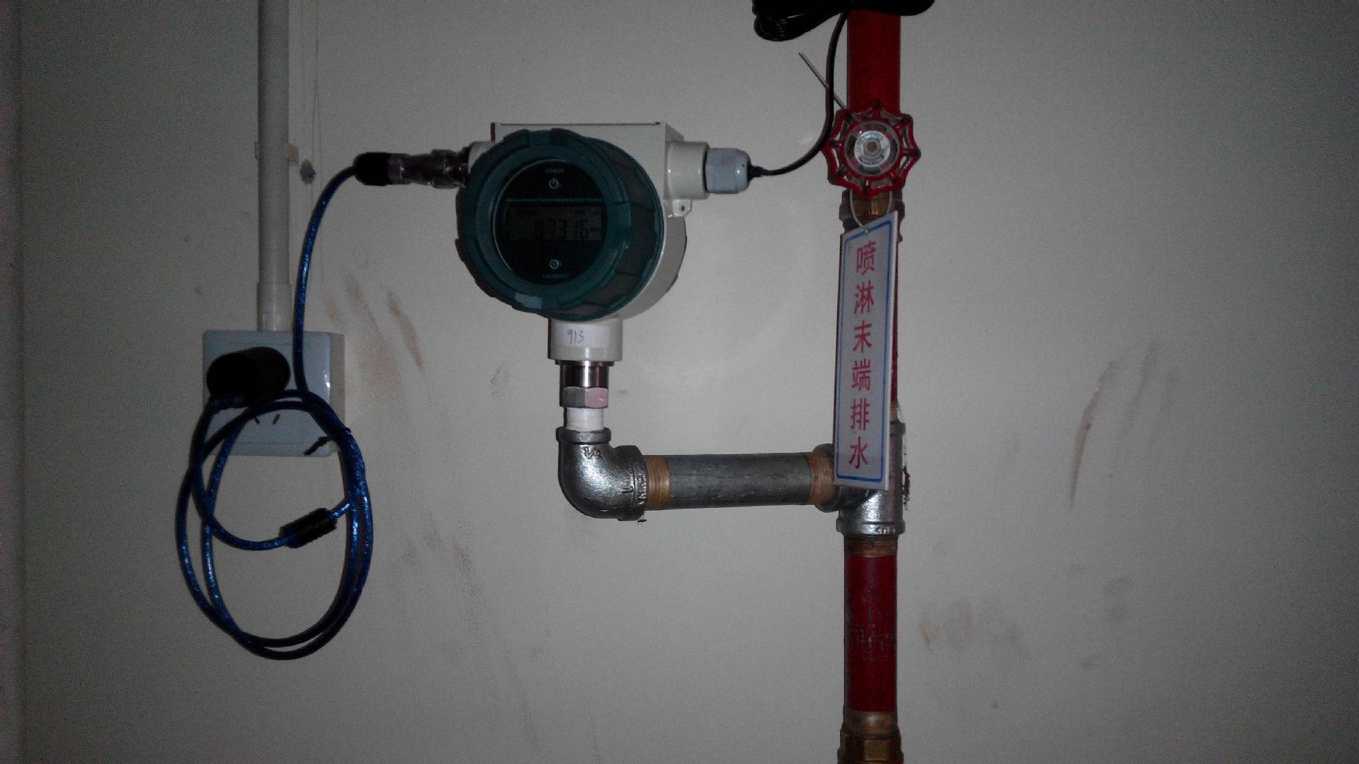 压力传感器在城市供水系统中的应用