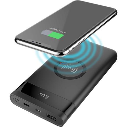 离开桌面手机也可无线充电 成都高新技术在沪亮相