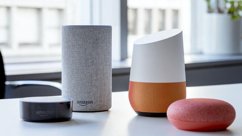 2020年全球智能音箱突破1.5亿台 市场呈快速式增长