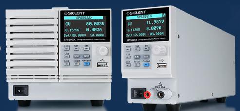 鼎阳科技发布SPS5000X系列直流开关电源等新品