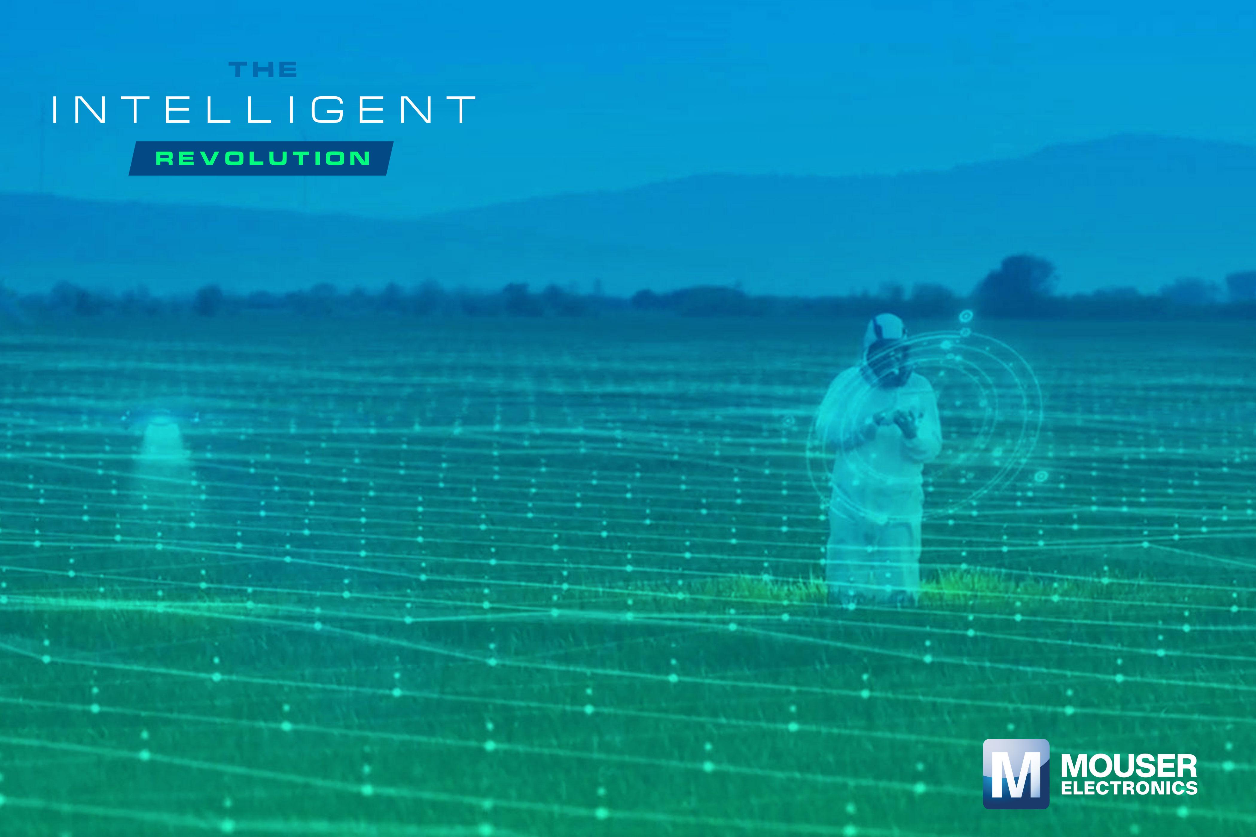 贸泽电子发表智能革命系列  探讨AI人道应用的最新电子书