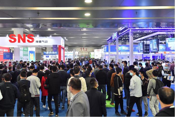 SIAF广州自动化展及Asiamold广州模具展圆满落幕,观众入场总数录得大幅上升