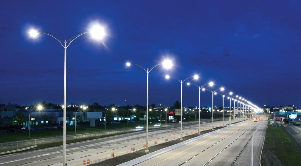 太阳能LED路灯市场规模越来越大的原因
