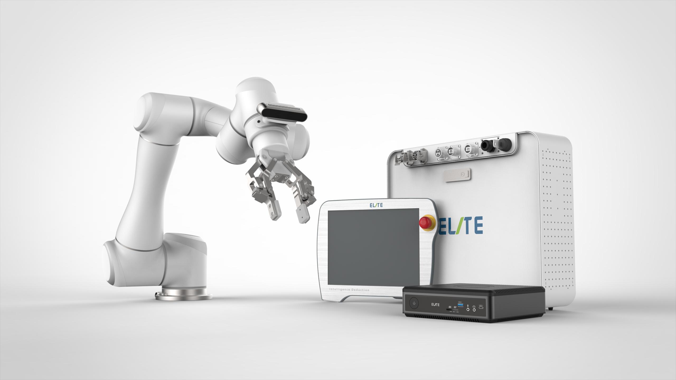 国产协作机器人品牌首次问鼎国内协作机器人行业销量榜首