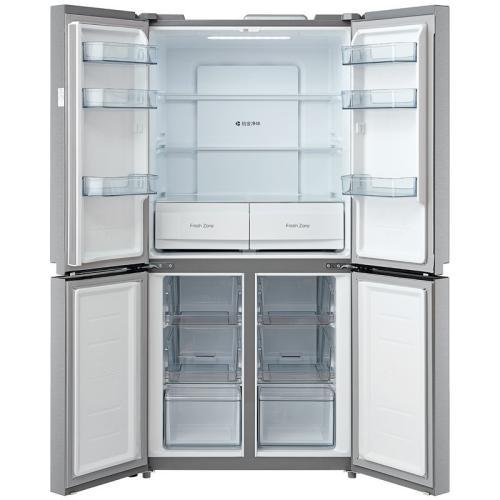 澳柯玛新十字对开门冰箱,开启轻奢生活新范式