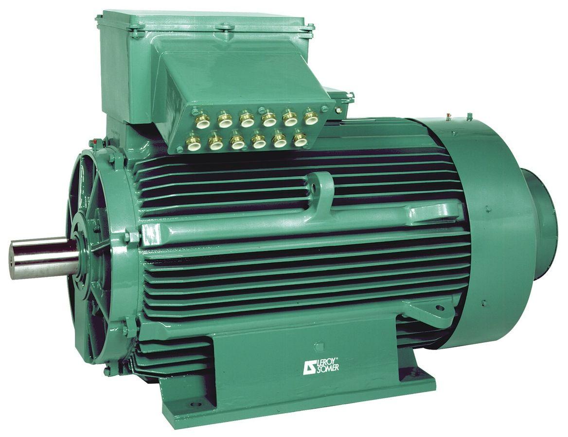 高压电机IC611与IC616结构,直观上有何不同?|冷却器|风机|转子