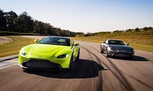 阿斯顿·马丁CEO:计划到2030年 纯电动汽车占50%