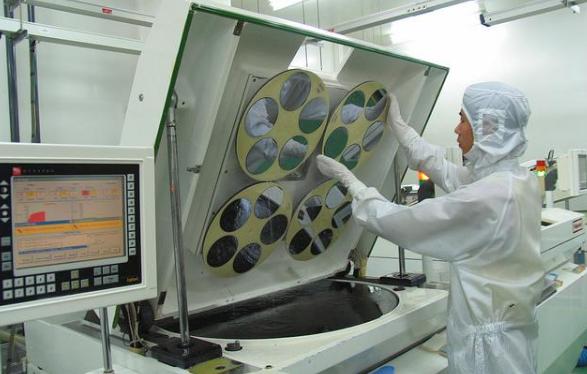 世界八大芯片产业中心