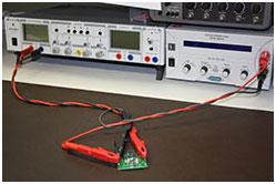 Optimized Power Supply Measurement Setup 优化电源测量设置