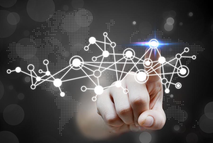 在个人物品上进行互联,实现整个物联网的概念
